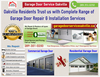 Garage Door Repair Oakville Image